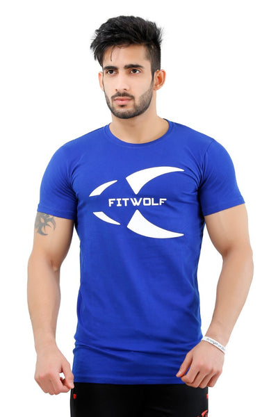 Fitwolf Comet T-Shirt - Blue