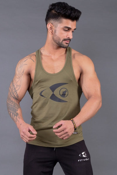 Fitwolf Classic Stringer 2.0 - Olive