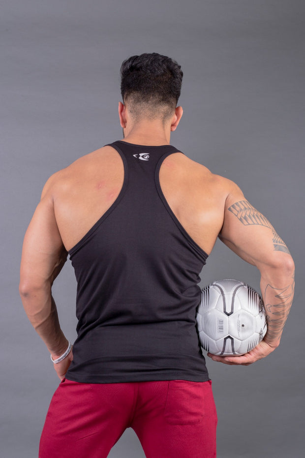 Fitwolf Element Stringer - Ebony Black