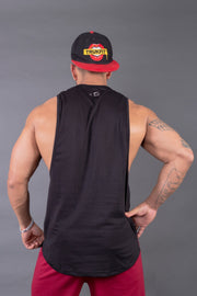 Fitwolf Ethan Deep Tank - Black