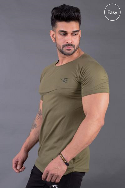 Fitwolf Neron T-shirt- Cypress
