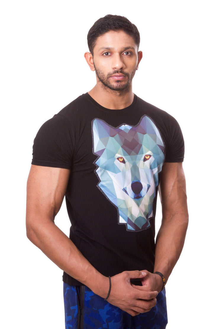 Fitwolf Alpha T-shirt - Black