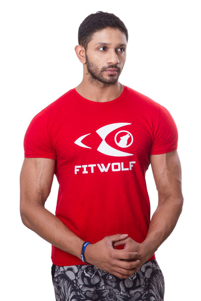 Fitwolf Neo T-Shirt - Red