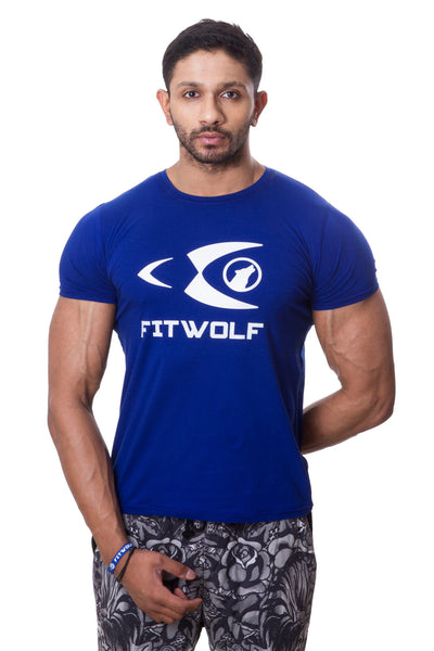 Fitwolf Neo T-Shirt - Blue