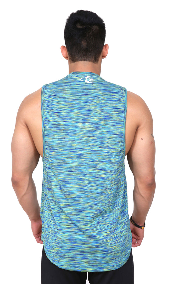 Fitwolf Turbo Deep Tank - Active Green