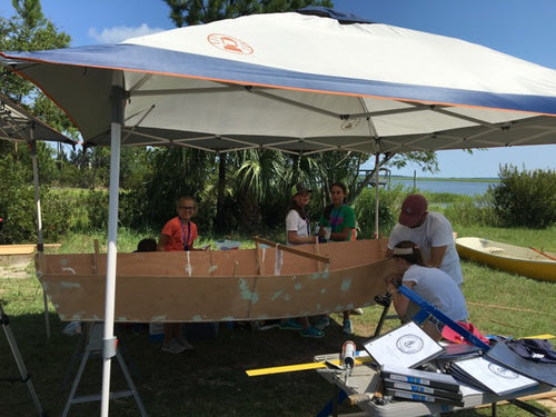 Boat Building with Lowcountry Maritime School