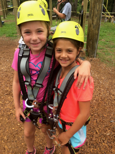 Girls' Outdoor Leadership - Famous Adventures
