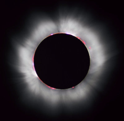Solar Eclipse Event on Caper's Island - Famous Adventures