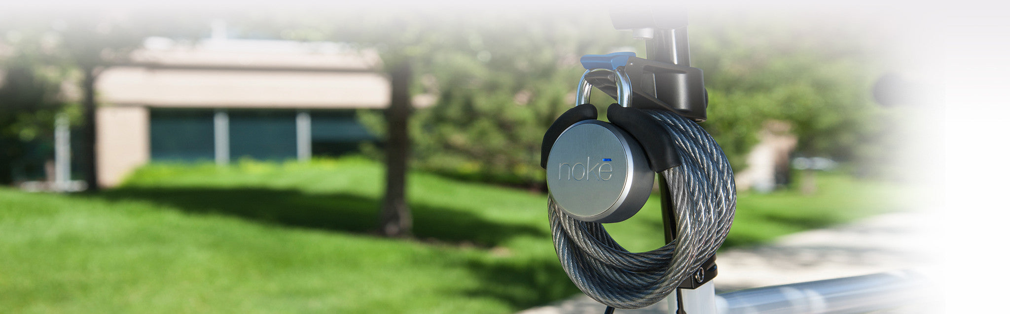 Noke World's First Bluetooth Padlock and Bike Lock To Go On Sale in UK