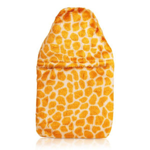Coronation Giraffe Print Cover and Hot Water Bottle
