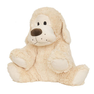 Hot Water Bottle Toy (dog) angled