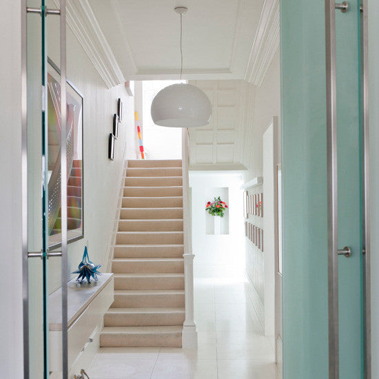 How To Brighten Up Your Hallway