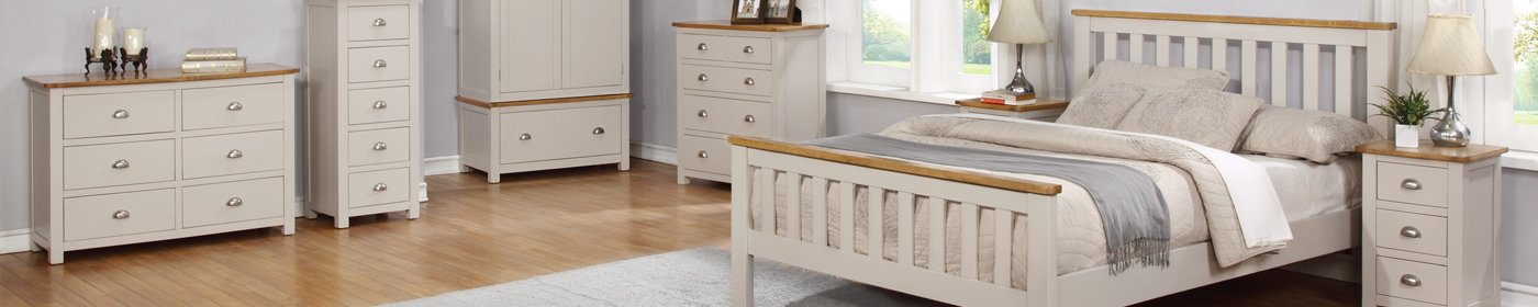 Southwold Painted Oak Furniture Collection
