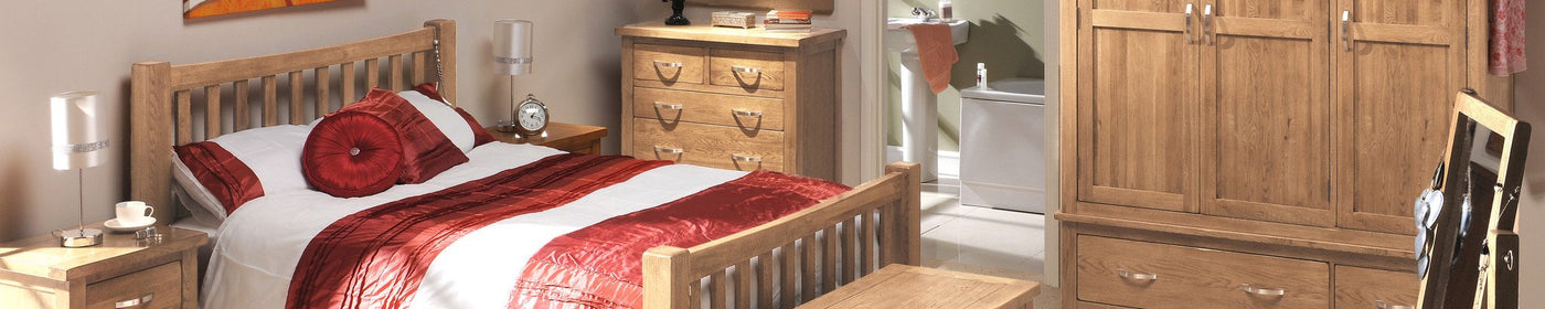 Hampshire Oak Furniture