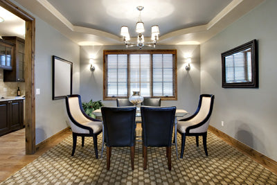 Dining Room Focal Point