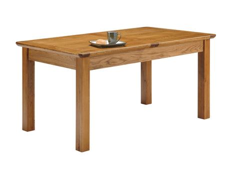 Hampton Oak Dining Table