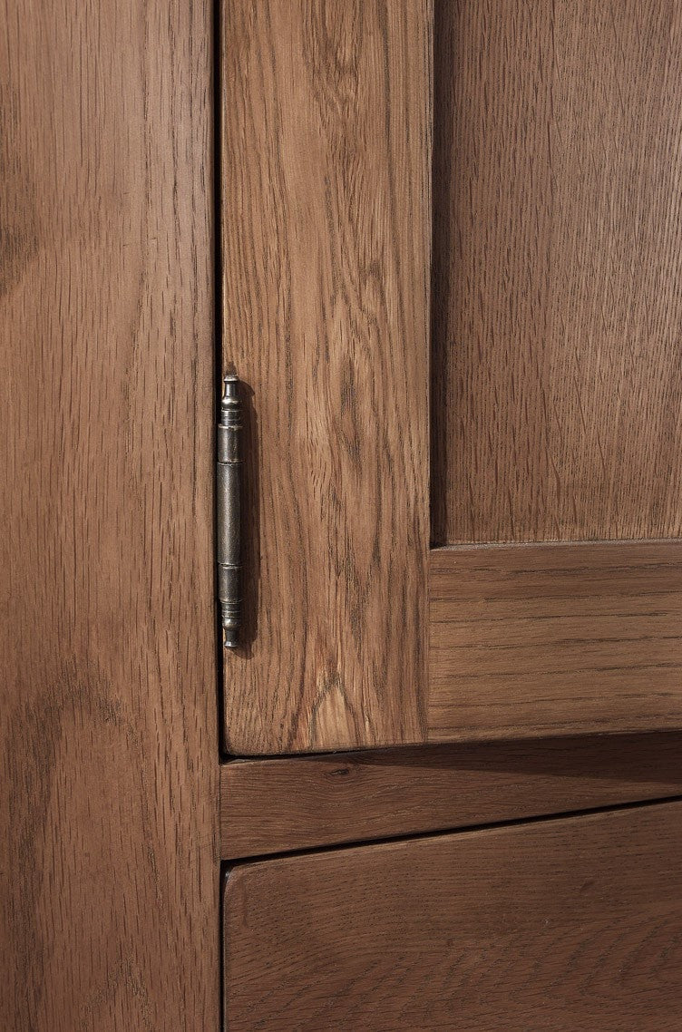 Bellerose 2 Door Wardrobe