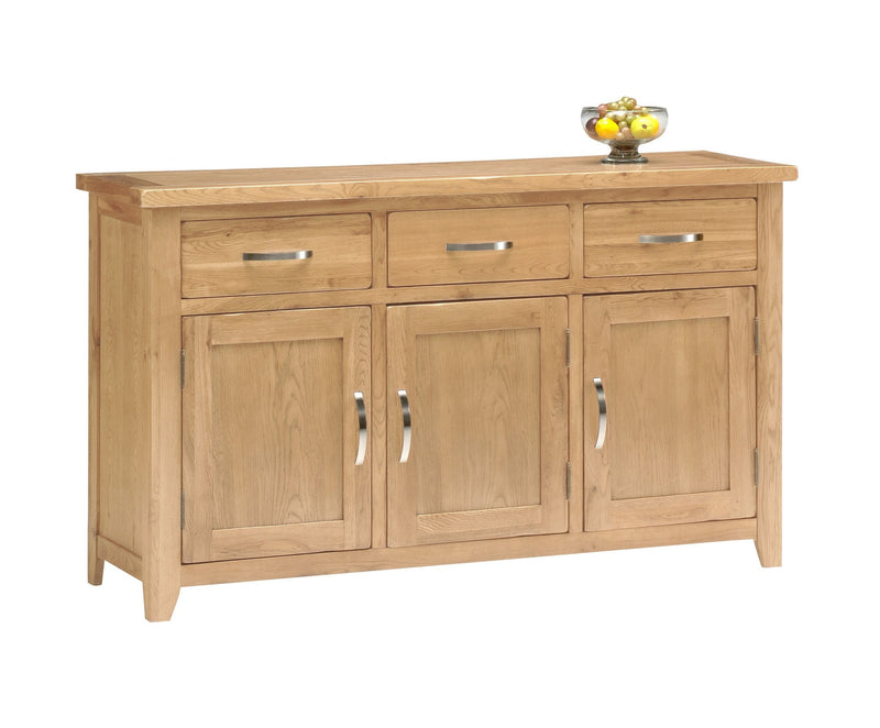 Hampshire Oak Large Sideboard