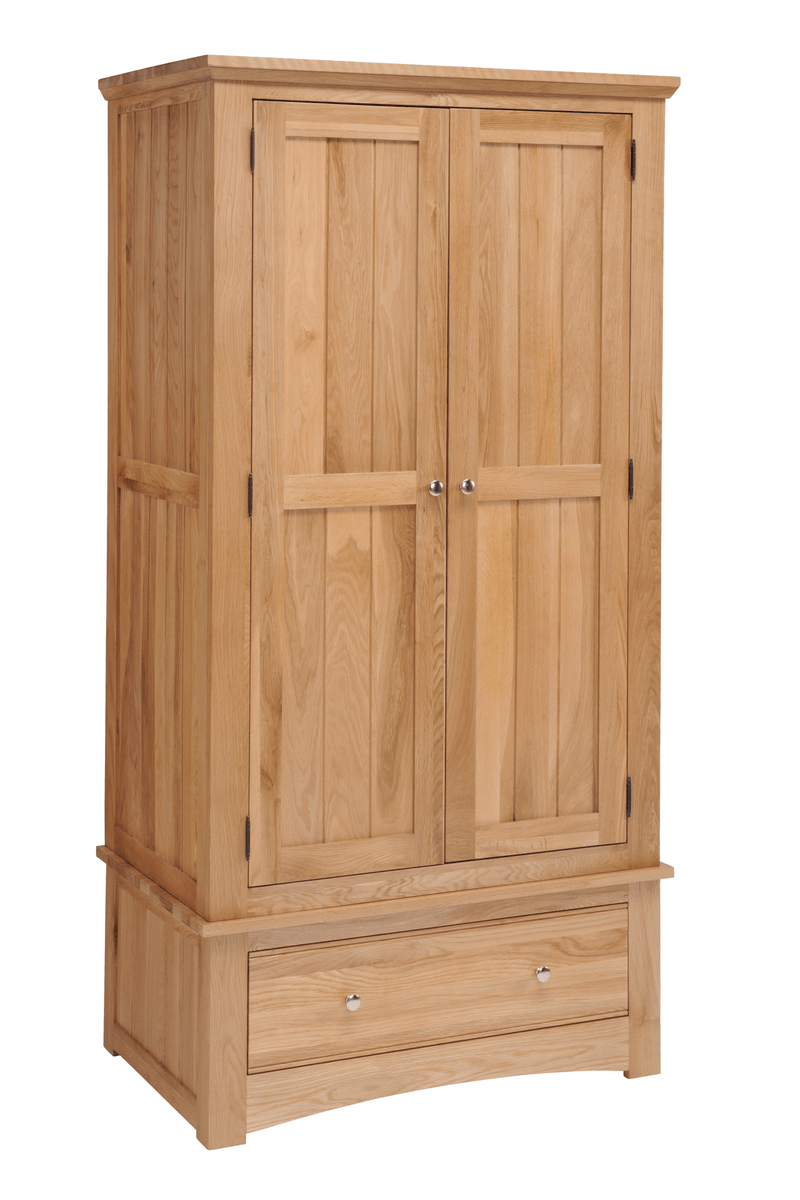Kingsley 2 Door Wardrobe
