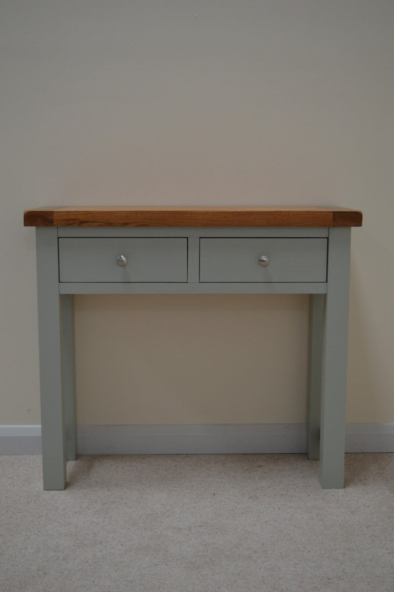 Milton Painted Console Table