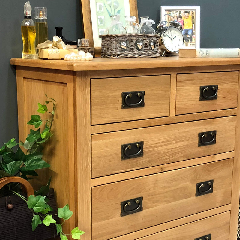 Newark 2 Over 3 Chest of Drawers