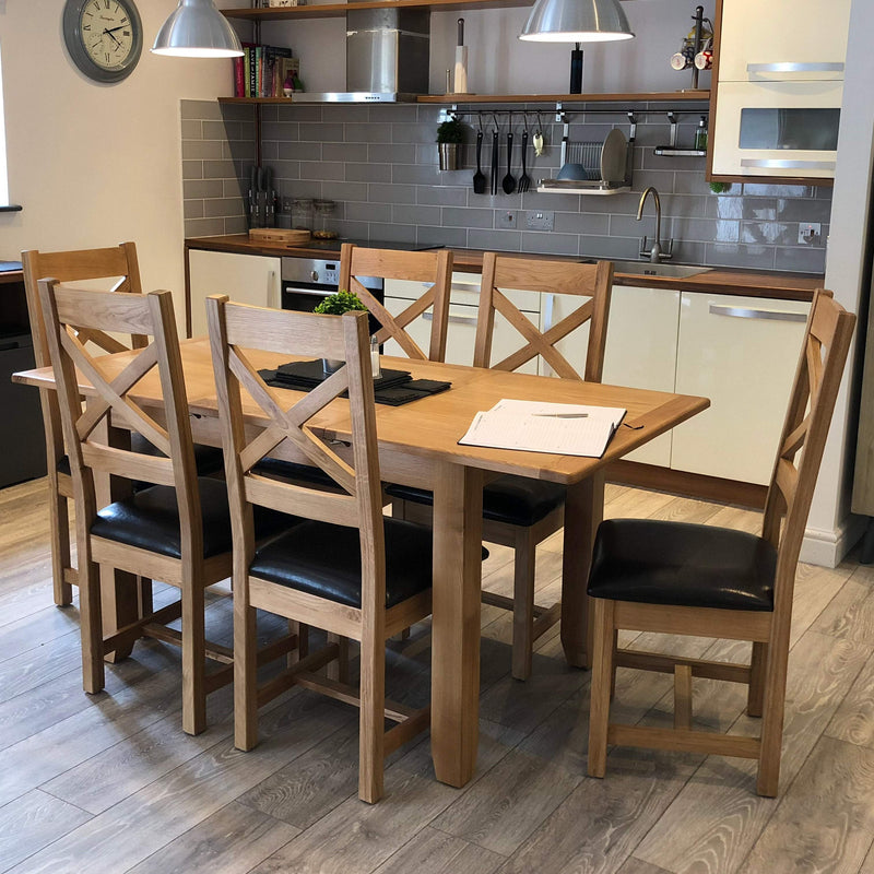 Newark Extending Dining Table