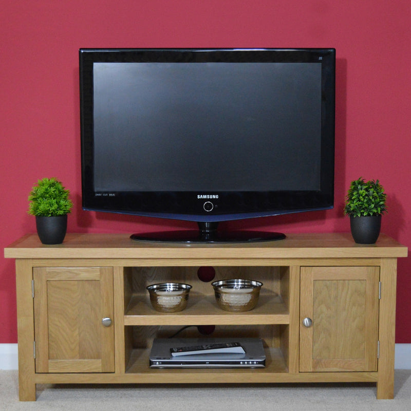 Oaksby Large TV Unit