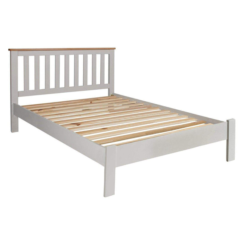 Portland Oak 4ft 6 Bedstead