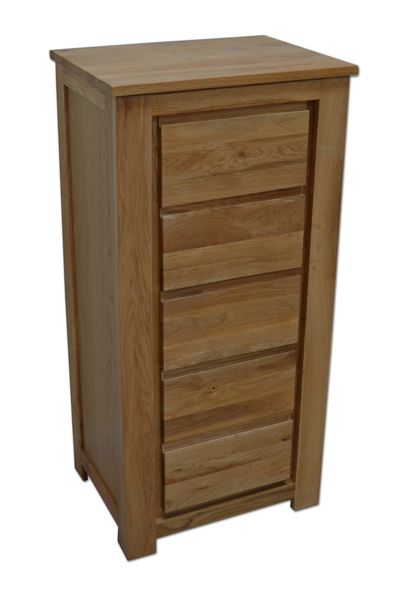 Stanford 5 Drawer Narrow Chest