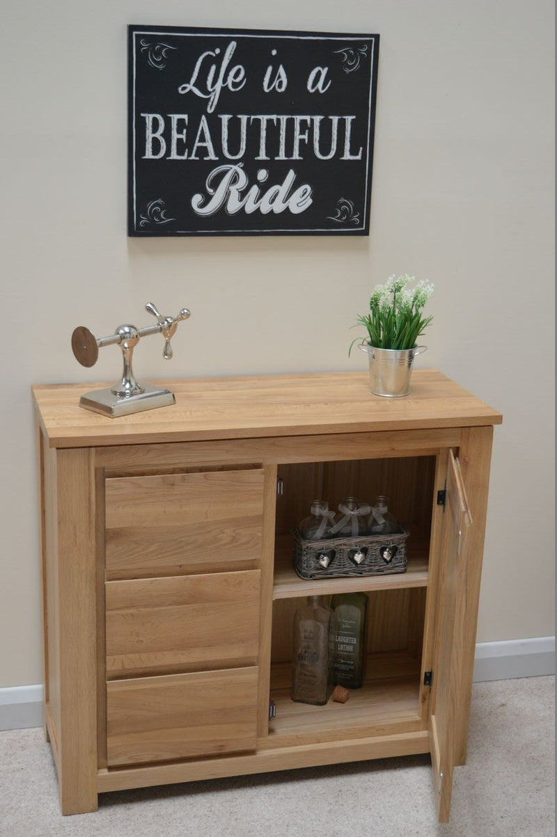 Stanford Combination Chest With Small Cupboard