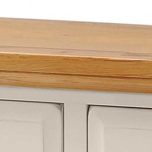 Wiltshire Painted Oak 4 Drawer Chest of Drawers