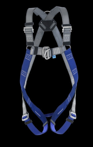 Harness with Front & Rear D Rings