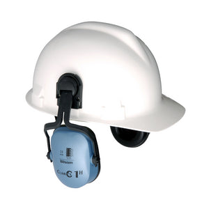 Clarity® Helmet Mounted Earmuffs