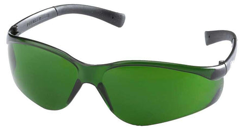 Green Shade 5 Safety Spectacles