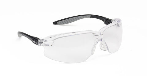 Bollé AXIS Grey Frame Safety Spectacle