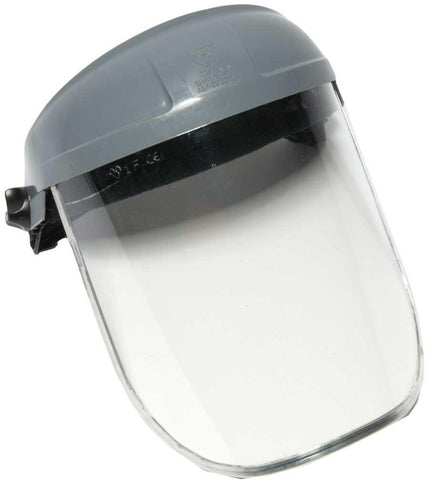 Compact Visor Carrier c/w flexible visor and elastic size adjustment