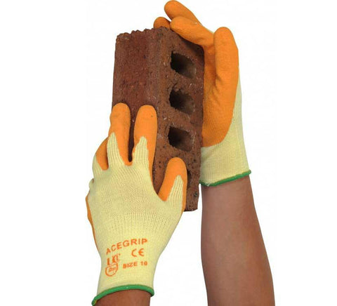 AceGrip Latex Coated Gloves