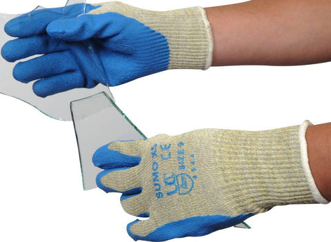 Latex Palm Cut Resistant Glove