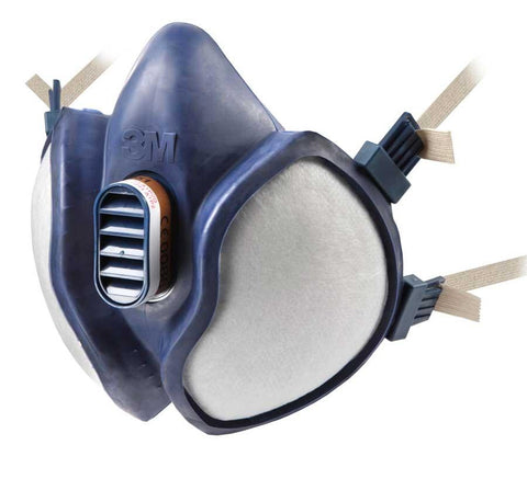 3M 4251 Maintenance Free Gas/Vapour and Particulate Respirator
