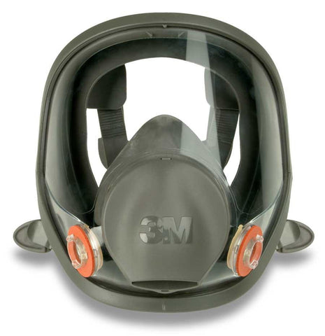 3M 6800 Reusable Full Face Mask (Medium)