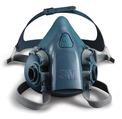 3M 7502 Reusable Half Mask (Medium)