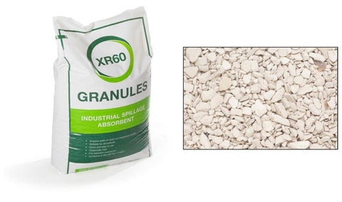 XR60 Lubetech 'Industrial' Clay Granules - 20 Litres Bag