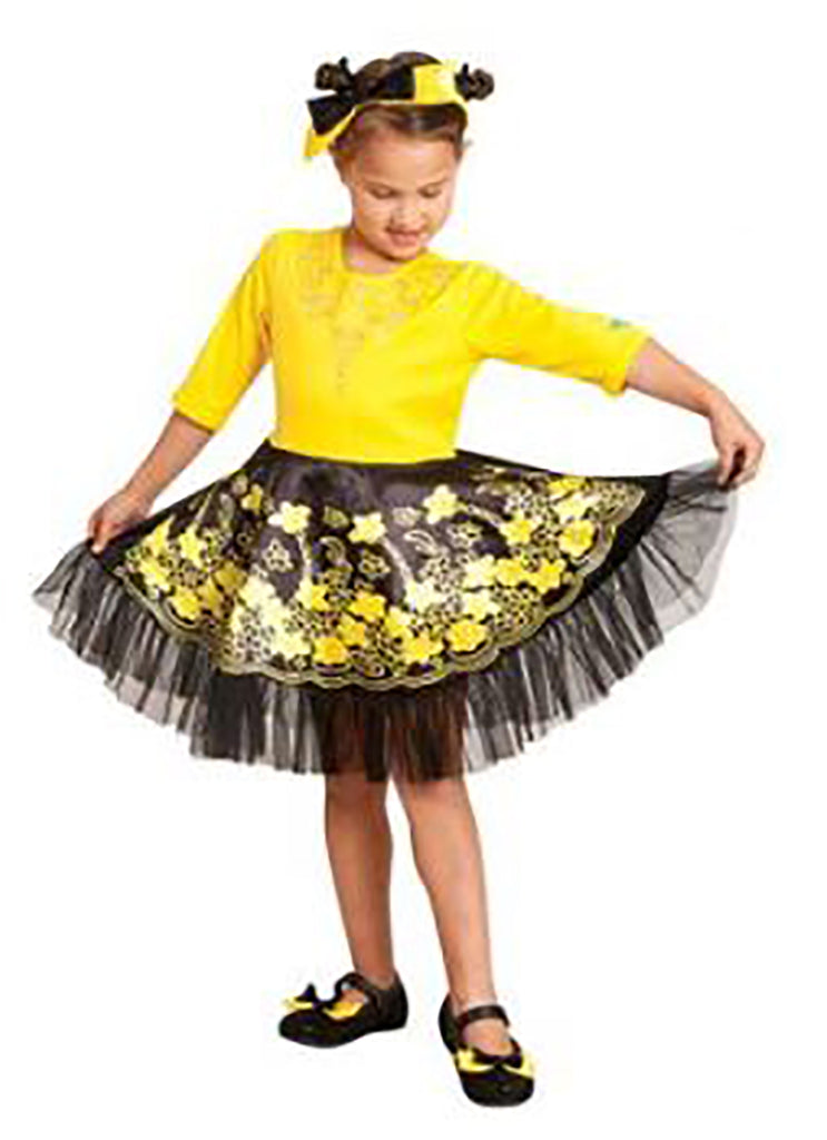 fac328fb7 Emma Wiggles Deluxe Ballerina Licensed Girls Kids Costume ... Sc 1 St  Awesome Buy Costumes