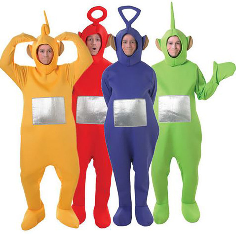 teletubbies costume 1 pack