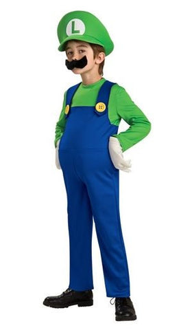 Super Mario Bros Mario Kids Costume
