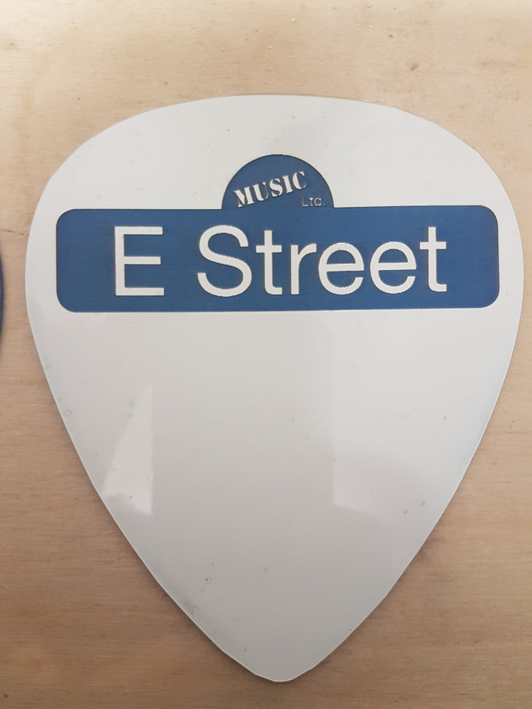 E street Music Point of Sale