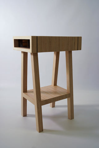 Laxton High Stool - Good and Original Furniture
