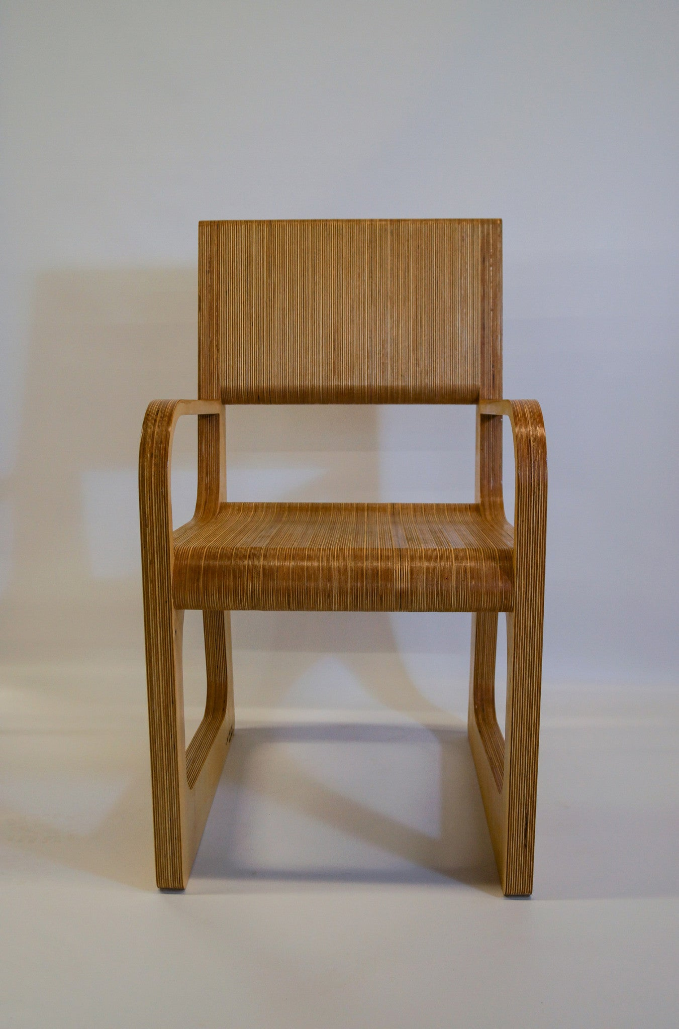 Nelson Chair (Front View) - Good and Original Furniture