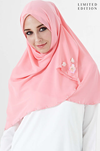 [LIMITED EDITION] Elda Scarf in Pink