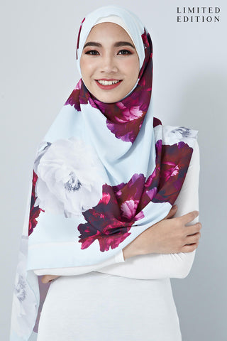 [LIMITED EDITION] Aidana Scarf in Light Blue
